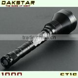 DAKSTAR ST16 1000LM CREE XML T6 18650 Superbright Aluminum Police Rechargeable Emergency Torch Light