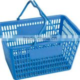 FOSHAN JIABAO plastic unique colored folding net laundry basket
