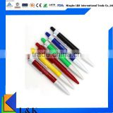 wholesale custom promotional pen/plastic ballpoint pen/ball pen                                                                         Quality Choice