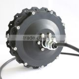 internal 5:1 planetary gear electric hub motor with clutch for motorcycle
