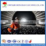 China supplier semi-autogenous ball mill liners in mine