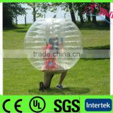 High quality cheap inflatable body ball/loopy ball