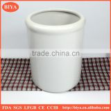 ceramic jar custom cylindrical soup pot no lid,ceramic kitchen tools jar holder jar put jar place things bottle hotel restaurant