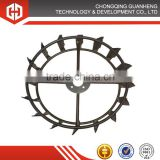 cast <b>iron</b> wheel for hand walking tractor