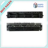 SP-CA-020 24-Port Cat6a Patch Panel with Cable Management