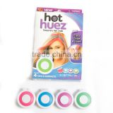 Factory Price Temporary Bug Rub Dye Hair Color Chalk Set