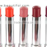 Color lipstick: make your own lipstick, cosmetic and make up, private label lipstick tube