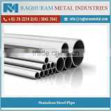 Highly Recommended Stainless Steel Pipe - ASTM Standardize 316, 201, 312, 202, 304 Price Per Meter for Sale