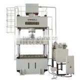 CE Standard High Speed Stamping Machine Four-Column single-action hydraulic drawing(stamping) press