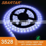 12v Self Adhesive SMD3528 Flexible Cuttable LED Strip Light