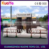 mechanical bull inflatable games,attraction mechanical rodeo,inflatable mechanical bull mattress
