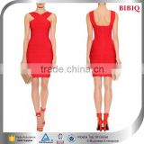 designer one piece dress latest 2016 simple red dress shiny christmas short party dress patterns plus size cheap bandage dresses