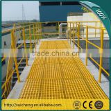 Guangzhou Factory Free Sample FRP Grating price/Fiberglass grating/FRP grating for car wash grate floor