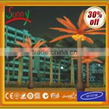 Alibaba express Outdoor Christmas Decorative outdoor christmas tree led sculpture light with CE ROHS GS SAA UL
