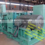 High Efficiency Waste tire recycling rubber powder line waste tire crushing plant machine