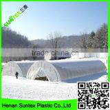 Supply 2016 clear Greenhouse Polyethylene Film /6 mil poly film/greenhouse plastic/overwintering film