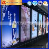 High quality poster aluminum frame led banner light box profile                                                                                                         Supplier's Choice