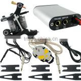 PS104002 1 tattoo machine gun with digital power supply