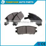 mitsubishi pajero spare parts MR389572 rear brake pads mitsubishi pajero shogun 1982 - 2000