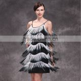 2016 New Cheap Ballroom Dance Dress Samba Costume for Women Sexy Salsa Latin Dresses Clearance Sale