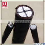 Aluminum core XLPE insulation and PE sheath electrical power electric wire cable,aluminum cable