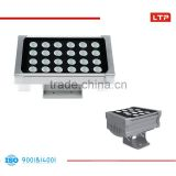 high powerful 96pcs*1w leds per meter led flood lgiht outdoor lighting for building facade made in china