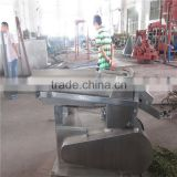 dry tea leaf cutting grinding machine