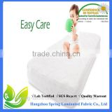 "Waterproof 28*52"" bamboo Quilted crib mattress protector                                                                                                         Supplier's Choice"