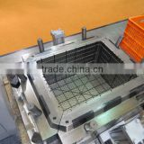 plastic turnover crate mould,mould of kinds of plastic crate ,plastic crate injection mould
