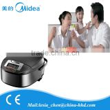 Midea New Automatic rice cooker with 5 L Stainless Steel Inner Pot and electric gas cooker parts