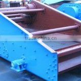 manufacturer ZSG linear vibrating screen for iron ore