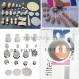 Sintered Metal Powder Filter Element ( Muffler /Silencer)