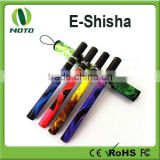 E-shisha silicone hookah hose disposable electronic cigarette