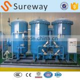 Low Power Consumption PLC Control System PSA(Pressure Swing Adsorption) Oxygen Generator for Welding