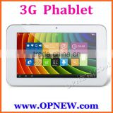 OEM 10 inch octa core tablet pc 3G android 5.1 lollipop phablet GSM GPS FM Bluetooth Wifi 4 Bands