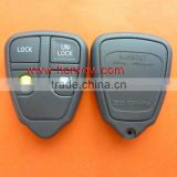 High Quality Volvo 4 button remote key shell,Volvo remote key blank,Volvo keys