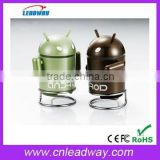 Super power & usb drive and TF card interface portable style Android speaker