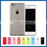 C&T Real Luxury Ultra-thin Leather Soft TPU Back Case Skin Cover For Apple 7