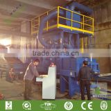 Qingdao Foundry Machinery Aluminum Type Shot Blasting Machines In Abrator