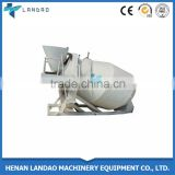 mini concrete mixer truck spare parts