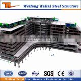 Superior Quality Prefabricated Installed Steel Building