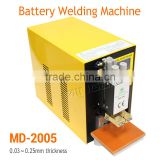 MINGDA portable welding machine , High quality spot welder for battery , mobile phone battery