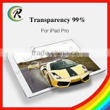 CRainbow New arrival tempered glass for ipad pro glass tempered screen protector Paypal accept