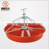 China suppliers pig feeding bowl new type plastic piglet feed trough