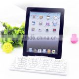 Hottest Tablet Accessories 78 Keys Scissor Feet Bluetooth Ultra-Slim For Apple Bluetooth Keyboard