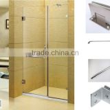 ISO Approved Stainless Steel Glass Door Patch Fitting