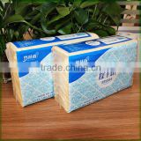 Hand paper towel wash paper with company brand
