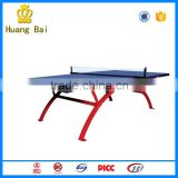 Professional Outdoor Exercise Ping Pong Table Equipment Manufacturer