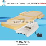 electric obstetric bed/ medical obstetric examination bed gynecological bed CreLife 2000