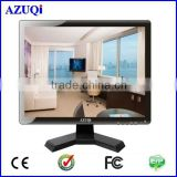 factory price for 15 inch cctv security square lcd monitor